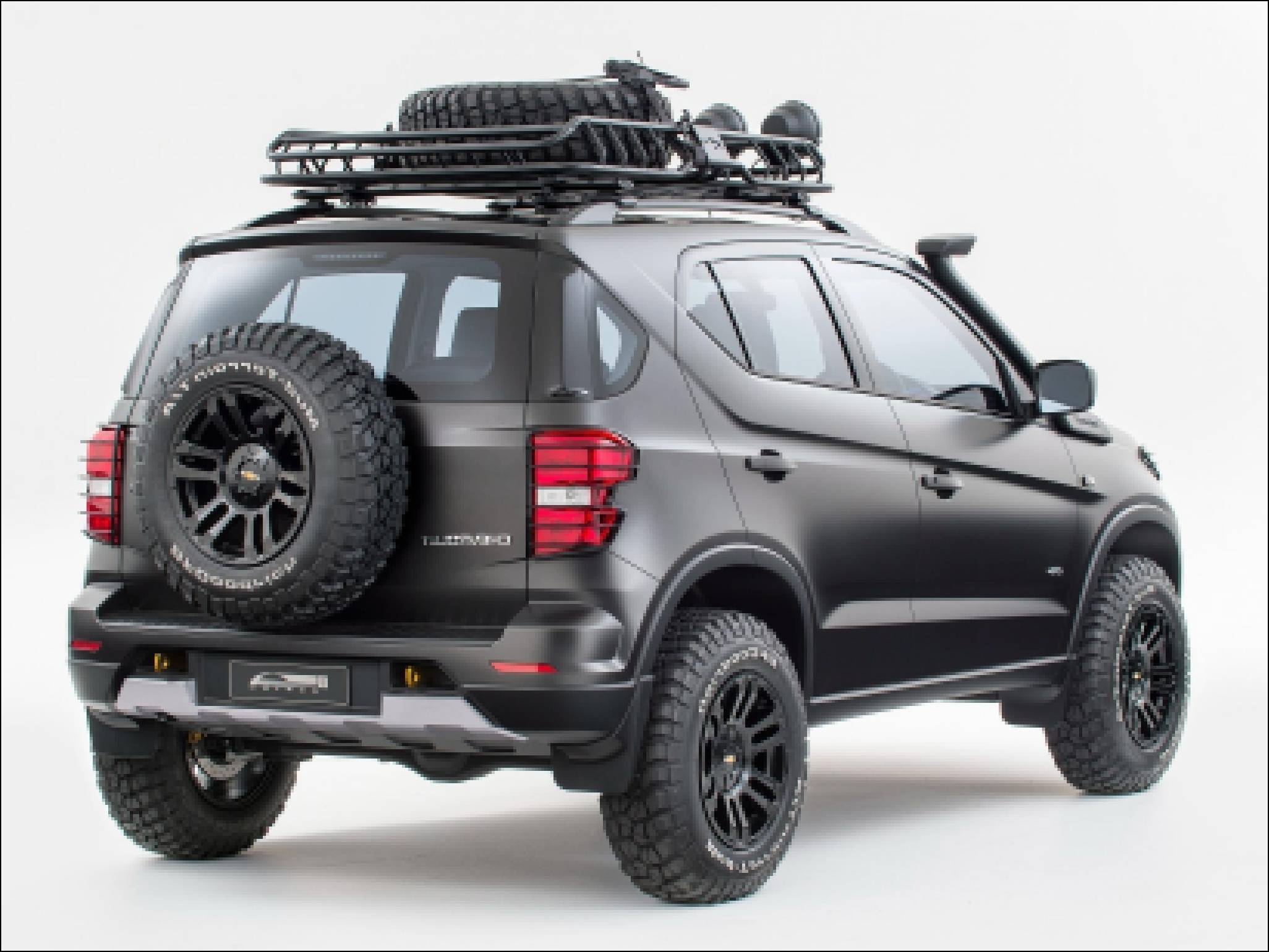 11 Photos of the Chevrolet Niva 2016 Russian Great SUV.